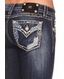Miss Me Womens Bootcut Jeans - MK 271 (Closeout)