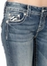 Miss Me Womens Water Drop Insert Bootcut Jeans - MK267 (Closeout)