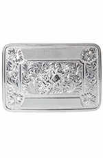 Montana Silversmiths Mens Bull Rider Engravable Trophy Belt Buckle