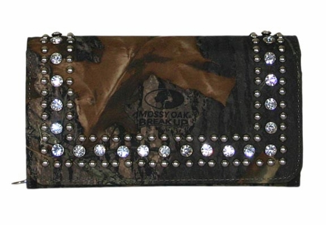 Mossy Oak by M&F Western - Women's Clutch Purse - 7 x 4 1/4 (Closeout)