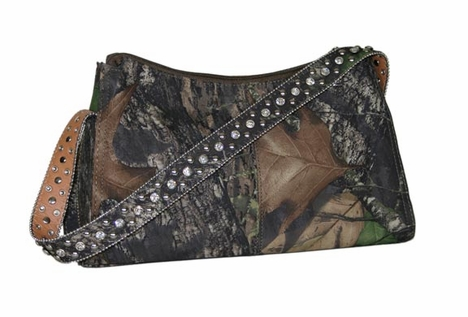 Mossy Oak by M&F Western Women's Small Camo Hand Bag (Closeout)