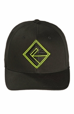 Rock & Roll Cowboy Men's Logo Cap - Green/Black