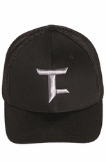 Panhandle Slim Mens Tuf Cooper Cap - Black (Closeout)