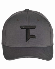 Panhandle Slim Tuf Cooper Men's Logo Cap-Grey (Closeout)
