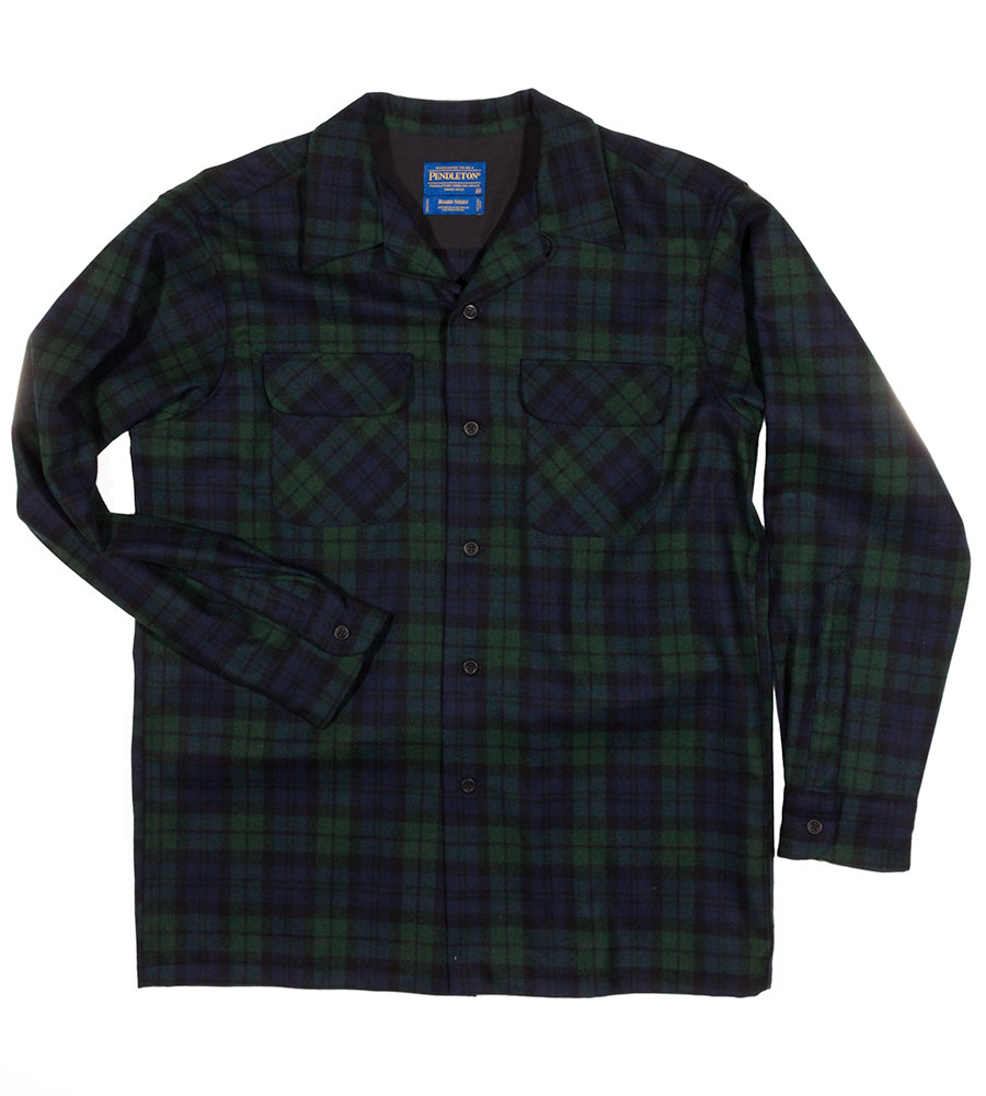Mens Plaid Button Down with Long Sleeves and Button-Down Collar. An original-weave Viyella shirt (spun from 80% long-staple cotton and 20% Australian merino wool) is .