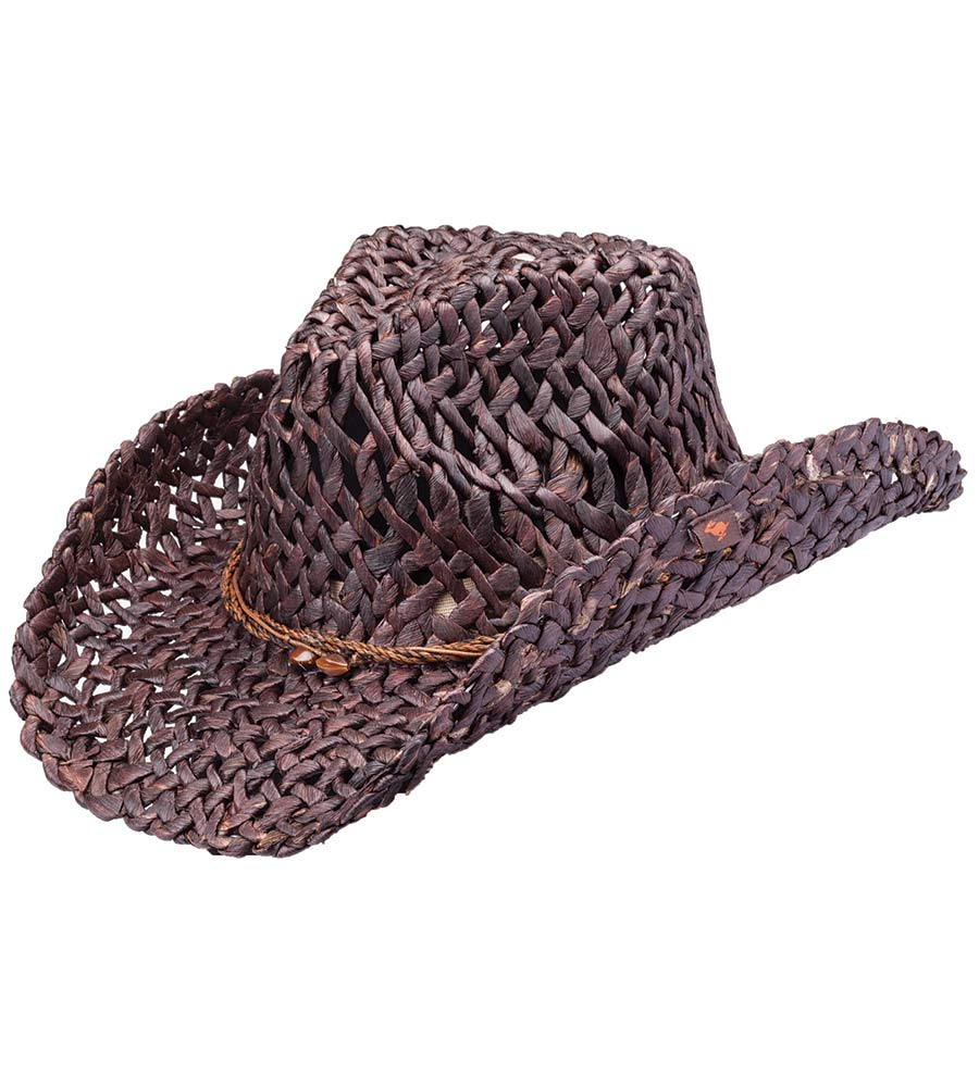 Peter Grimm Ford Drifter Hat - Dark Brown