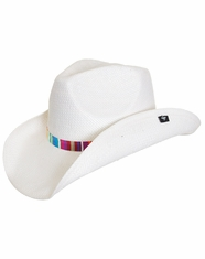 Peter Grimm Labyrinth Drifter Hat - White