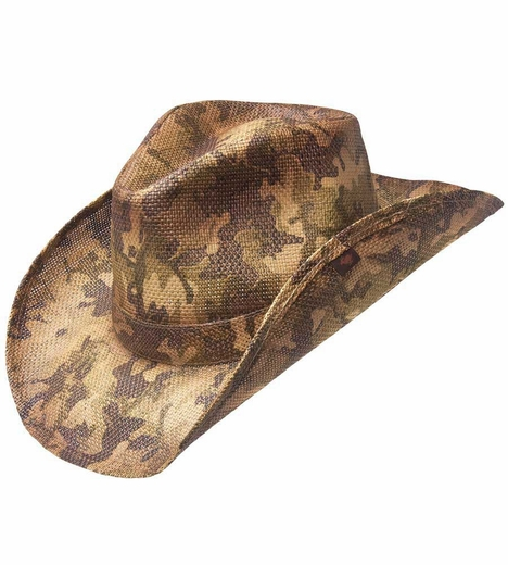 Peter Grimm Jet Drifter Hat - Brown