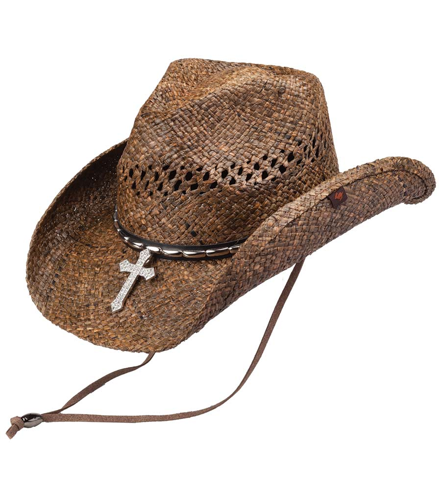 Peter Grimm Wagon Drifter Hat - Brown