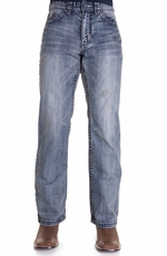 Petrol Mens Lennon Relaxed Fit Jeans (Closeout)