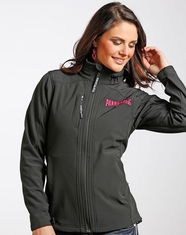 Powder River Women's Performance Embroidered Jacket - Black