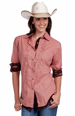 Resistol Womens RU Dollie Snap Western Shirt (Closeout)