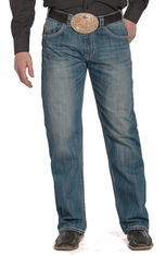 Rock & Roll Cowboy Double Tuf Cooper Competition Fit Straight Leg Jeans (Closeout)