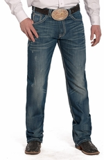 Rock & Roll Cowboy Double Tuf Cooper Competiton Fit Straight Leg Jeans