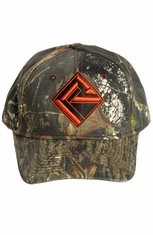 Rock & Roll Cowboy Men's Cap - Camo (Closeout)