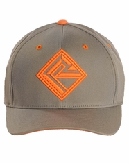 Rock & Roll Cowboy Men's Cap - Grey