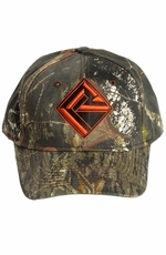 Rock & Roll Cowboy Men's Cap - Camo
