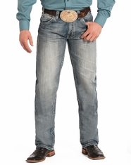 Rock & Roll Cowboy Men's Tuf Cooper Competition Fit Straight Leg Jeans - Medium Vintage