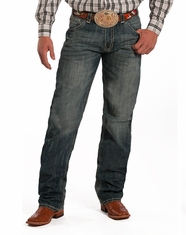 Rock & Roll Cowboy Men's Tuff Cooper Competiton Fit Straight Leg Jeans - Medium