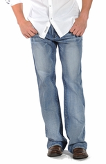 Rock & Roll Cowboy Mens Cannon Jeans (Closeout)