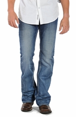 Rock & Roll Cowboy Pistol Slim Fit Jeans (Closeout)
