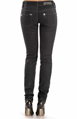Rock & Roll Cowgirl Low Rise Skinny Jeans (Closeout)