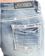 Rock & Roll Cowgirl Women's Rival Low Rise Bootcut Jean-Light Wash (Closeout)