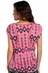 Rock & Roll Cowgirl Womens Boxy Top - Pink