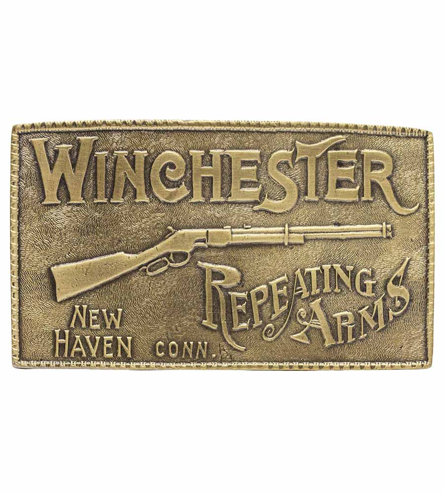 Rockmount Mens Western Buckle - Winchester