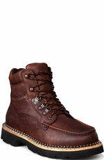 Rocky Men's Western Cruiser Chukka Casual Boot - Auburn Soggy