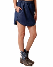 Western Dresses, Skirts, and Denim Shorts - Panhdandle Slim, Roper ...