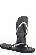 "Scandalous Womens ""Miss Surfside"" Flip Flops (Closeout)"