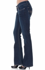 Southern Thread Women's Tiernan Slim Fit Flared Leg Jeans (Closeout)