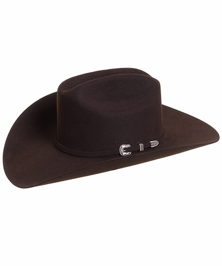Stetson Skyline 6X Felt Cowboy Hat - Chocolate
