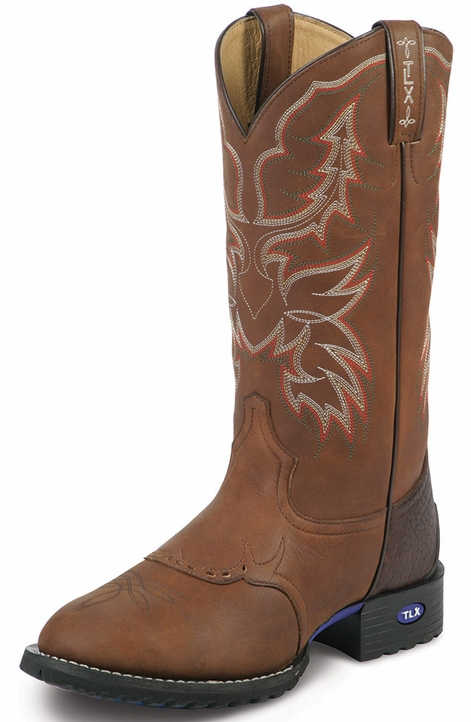 Tony Lama Men's TLX Performance Cowboy Boots - Tan