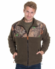 Trail Crest Men's C-Max Wind Jacket - Olive (Closeout)