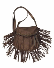 Way West Women's Slouch Crossbody - Brown