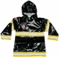 "Western Chief Boy's ""Fire Chief"" Rain Coat - Black"