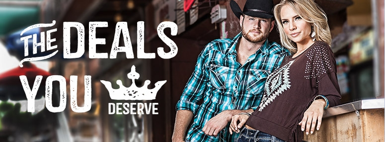 Western Wear Clearance - Cowboy Boots, Western Shirts, Jeans and more
