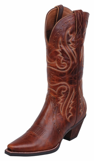 Ariat Women's Heritage Western Boots - Vintage Caramel (Closeout)