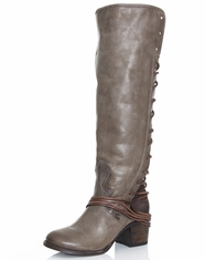 Women's Freebird by Steven Coal Boots - Grey
