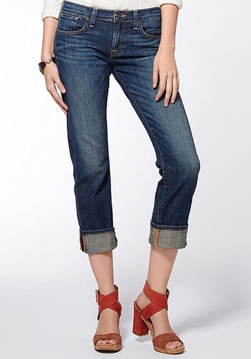 Women's Lucky Brand Sienna Tomboy Crop Jeans - Lockwood (Closeout)