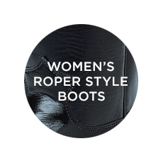 Women's Roper Style Boots
