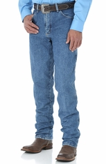 Wrangler 20X Mens No 22 Original Fit Jeans - Vintage Denim