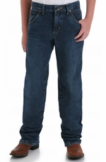 Wrangler Boy's Retro� Relaxed Straight Leg Jeans - Everyday Blue