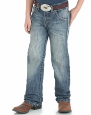 Wrangler Boys' 42 Vintage Boot Jeans - Breaking Barriers