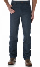 Wrangler Men's 936 Cowboy Cut Slim Fit Jeans - Rigid Indigo