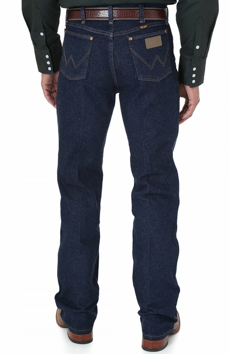 Wrangler Men's 947STR Cowboy Cut Stretch Regular Fit Jeans
