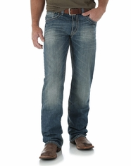 Wrangler Men's Rock 47 Boot Cut Jeans - Back Beat (Closeout)