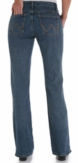 Wrangler Women's Cash Ultimate Riding Jeans - American Spirit